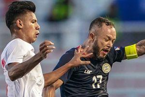 Đội trưởng U22 Philippines: 'Không thể khóc chỉ vì một trận thua'
