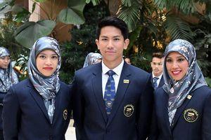 Đời tư của Công chúa Brunei thi đấu ở SEA Games