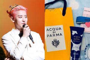 Mỹ nam EXO chi 30.000 USD mua kem dưỡng da tay tặng fan