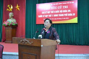 Chủ tịch HĐND Thành phố: 'Tin rằng thực hiện thí điểm mô hình chính quyền đô thị ở Hà Nội sẽ thành công'
