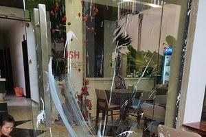Nhà hàng ở phố cổ Hội An tiếp tục bị tạt sơn ngay giữa ban ngày