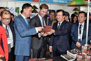 Ngày hội hàng Việt Nam đầu tiên tại Australia
