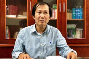 Phó CT Liên hiệp hội KH&KT Quảng Ngãi 'xin' bảo vệ tính mạng vì lo sợ gì?