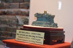 4 bảo vật quốc gia lần đầu trưng bày ở An Giang có gì độc - lạ?