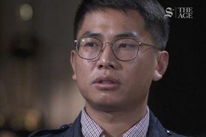Trung Quốc bất ngờ công bố video 'gián điệp đào tẩu' nhận tội lừa đảo
