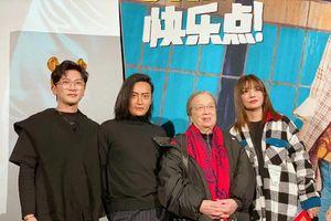 'Tiểu Yến Tử' Triệu Vy gặp lại Dung ma ma sau 20 năm