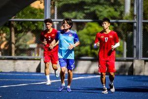 HLV Park Hang Seo tiếp tục thử nghiệm một số vị trí trong trận gặp U22 Lào?