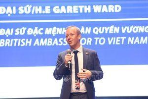 Thúc đẩy quan hệ đối tác chiến lược Việt - Anh phát triển sâu rộng và toàn diện