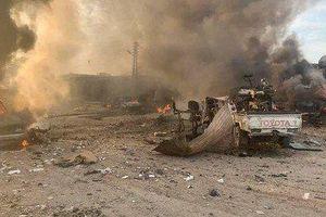 Chiến sự Syria: Liều lĩnh cản đường tấn công của quân đội Syria, phiến quân chết như ngả rạ tại Idlib