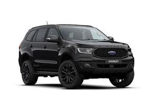 Tận mục Ford Everest phiên bản thể thao giá hơn 1 tỷ, cạnh tranh Toyota Fortuner