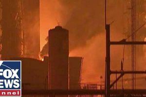 Nổ nhà máy hóa dầu ở Texas, Mỹ: 60 ngàn người phải sơ tán