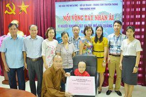 Quảng Ninh: Dạy nghề, tạo việc làm cho người khuyết tật