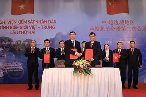 Hội nghị VKSND các tỉnh biên giới Việt Nam – Trung Quốc lần thứ Hai đã thành công tốt đẹp