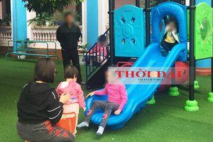 Vụ bé trai 3 tuổi tử vong ở cầu trượt: Phụ huynh trường Mầm non Phù Lỗ nói gì?