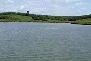 Hai nam sinh lớp 7 chết đuối khi tắm hồ chứa nước