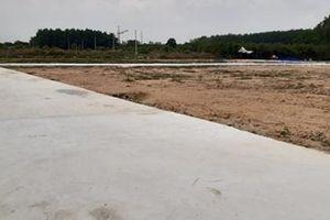 Đồng Nai vẫn 'nóng' tình trạng phân lô bán nền đất trái phép
