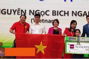 Việt Nam thắng đậm 3 giải lập trình quốc tế