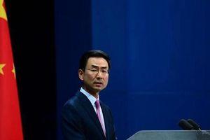 Trung Quốc tố Mỹ 'đổi trắng thay đen' khi thông qua dự luật Hong Kong