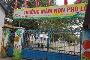 Bé 3 tuổi thiệt mạng khi chơi cầu trượt ở Hà Nội: Trưởng phòng GD&ĐT lên tiếng