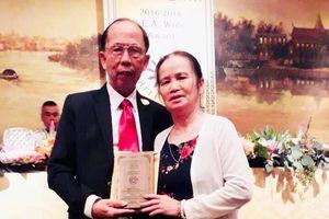 Nhà văn Nghệ An vinh dự nhận giải thưởng văn học ASEAN