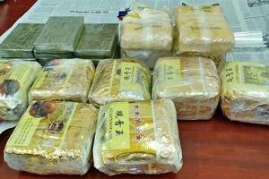 Triệt phá đường dây buôn bán ma túy lớn từ Lào về Việt Nam