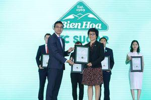 TTC Sugar đạt giải Top doanh nghiệp có báo cáo thường niên tốt nhất