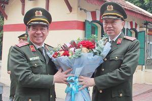 Đại tướng Tô Lâm, Bộ trưởng Bộ Công an kiểm tra công tác Công an Hà Nội