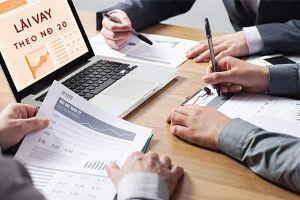 Bộ Tài chính cân nhắc tỷ lệ khống chế lãi vay khoảng 25-30%