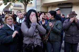 Con dâu tương lai của Thủ tướng Albania tử vong trong trận động đất kinh hoàng