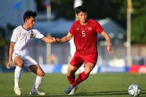 SEA Games 30: Việt Nam - Lào: 6-1: Bước đầu hài lòng