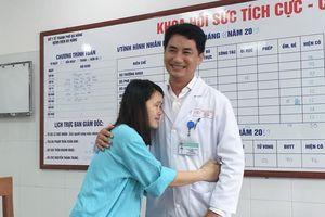 Sản phụ nguy kịch do thuốc gây tê: 'Em rất may mắn khi được các bác sĩ cứu cả mẹ lẫn con'