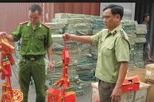 Tăng cường các biện pháp phòng, chống sản xuất, buôn bán, tàng trữ các loại pháo nhân dịp Tết