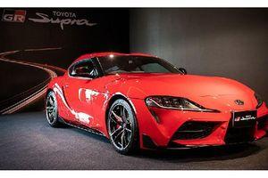 Toyota GR Supra thế hệ mới từ 3,8 tỷ đồng tại Thái Lan