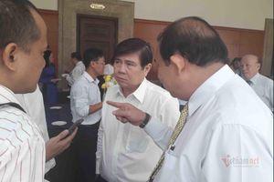 Vụ Nguyễn Tiến Dũng dâm ô: Chủ tịch TP ngắt lời Giám đốc sở, yêu cầu xử lý nhanh