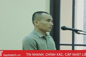 Trốn 'trại' cai nghiện ở Hà Tĩnh đi cướp, được... 8 năm tù