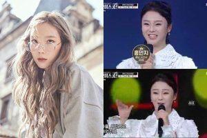 Taeyeon đáp trả 'vừa gắt vừa thâm' khi một nữ ca sĩ vô danh tự nhận là 'thành viên hụt' của SNSD