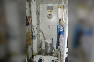 Hỏng toilet trên trạm vũ trụ quốc tế ISS