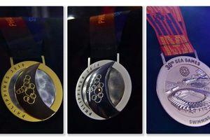 Bật mí về các mẫu thiết kế huy chương Vàng, Bạc và Đồng tại SEA Games 30