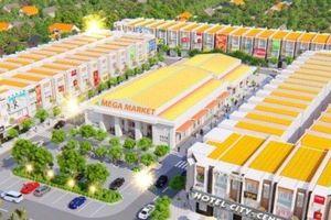 DỰ ÁN MEGA MARKET: Vị trí vàng 'Nhất mặt lộ - Nhì mặt chợ' đang khiến hàng loạt khách hàng đổ xô đặt mua