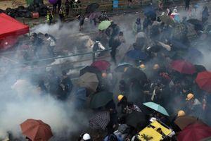 Những con số đáng sợ về 5 tháng biểu tình ở Hồng Kông