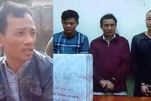 Bắt giữ 4 đối tượng vận chuyển ma túy 'khủng' từ Lào về Việt Nam tiêu thụ