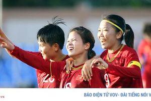 Lịch thi đấu SEA Games 30 ngày 29/11: ĐT nữ Việt Nam thị uy sức mạnh