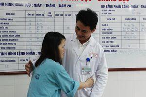 Sản phụ nguy kịch trong sự cố y khoa nghi do thuốc gây tê ở Đà Nẵng xuất viện