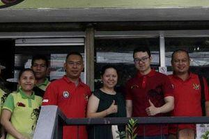U22 Indonesia thuê nhà hàng phục vụ ăn uống