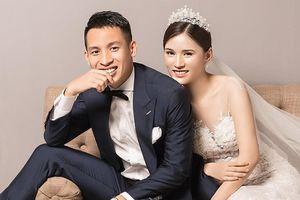 Vợ Hùng Dũng và dàn WAGs Việt xứng danh 'chè Thái gái Tuyên'