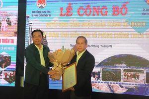 Xây dựng Thừa Thiên Huế trở thành địa phương điển hình về phòng chống thiên tai