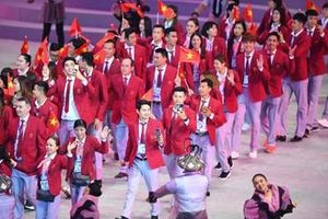 Ngày hội lớn của Thể thao Đông Nam Á chính thức khai màn