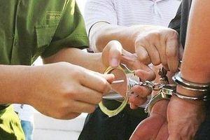 Truy nã 26 năm đang giữ chức Chánh văn phòng tòa án thì bị bắt