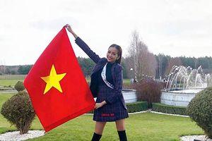 Nói tiếng Anh như gió, Ngọc Châu có làm nên chuyện tại Miss Supranational 2019?