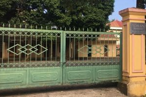 Hòa Bình: Trốn truy nã 26 năm vẫn 'leo' lên chức Chánh văn phòng TAND huyện